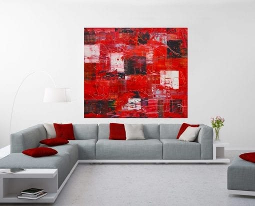 In Situ, Untitled Abstract 90