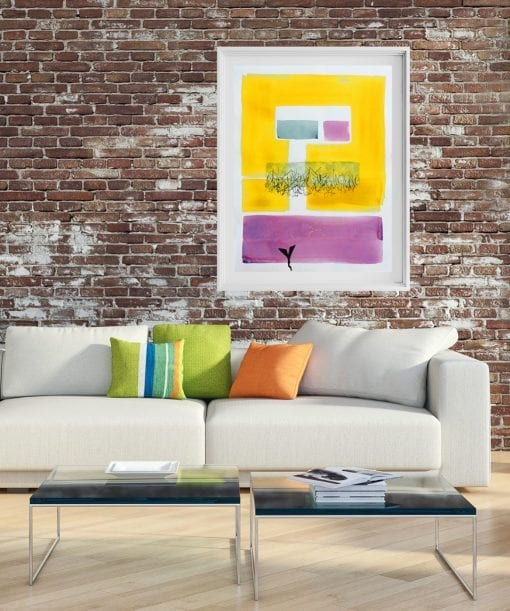 In Situ, Abstract 41