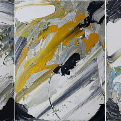 Abstract Triptych