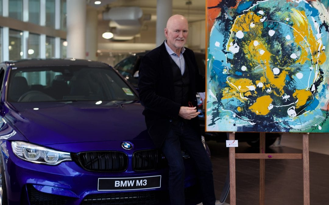 BMW hosts Koningen ART