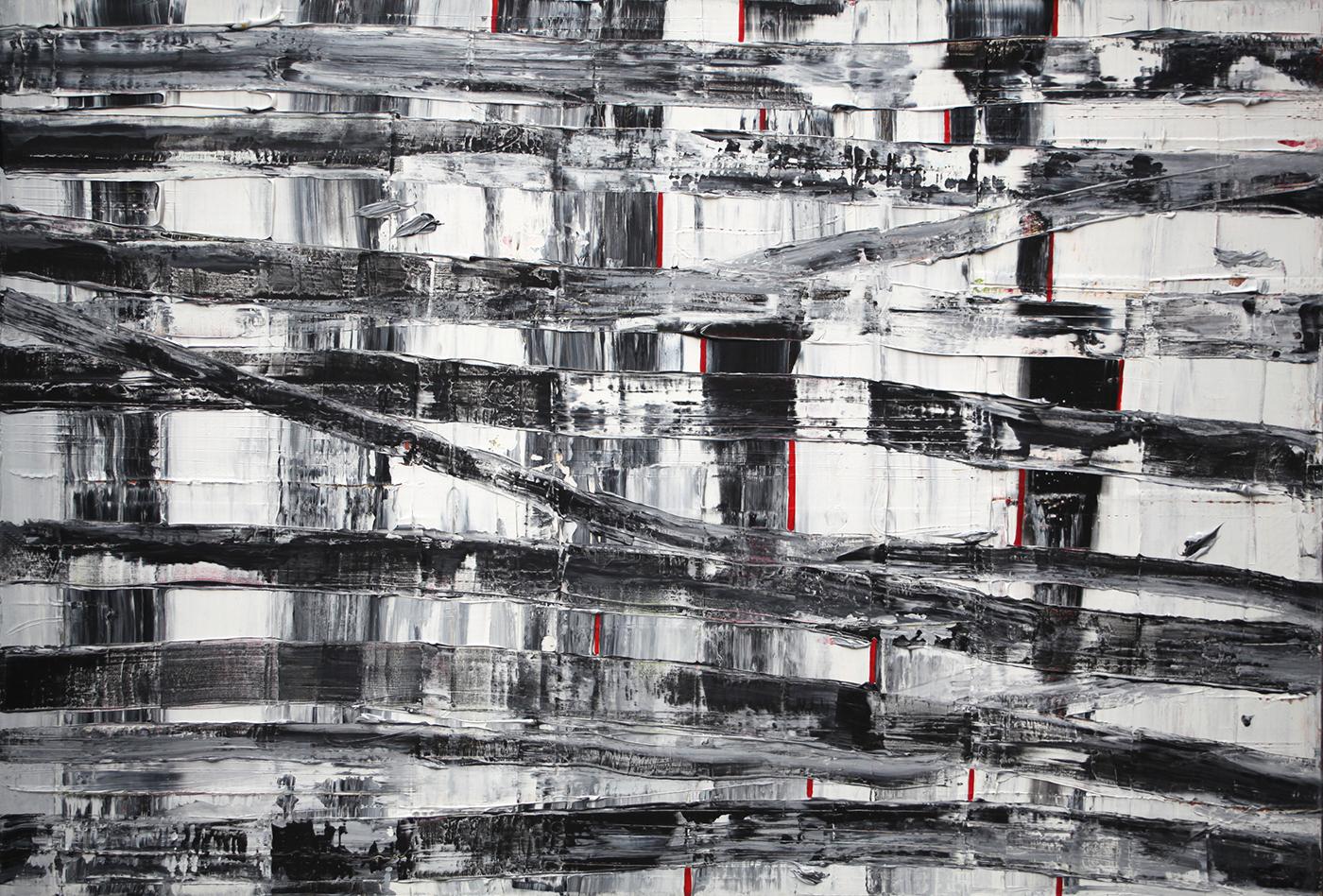 Contemporary Black White