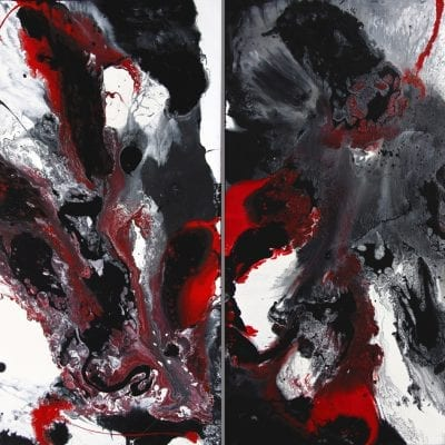 Shifting Earth, Diptych
