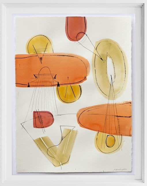 imagery_on_paper_no1_white_frame