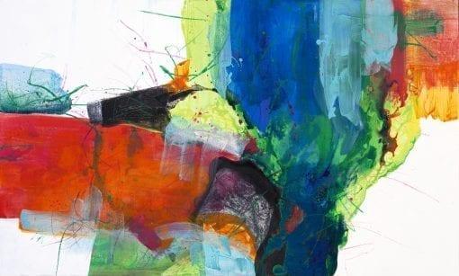 Midsummers Abstract no2
