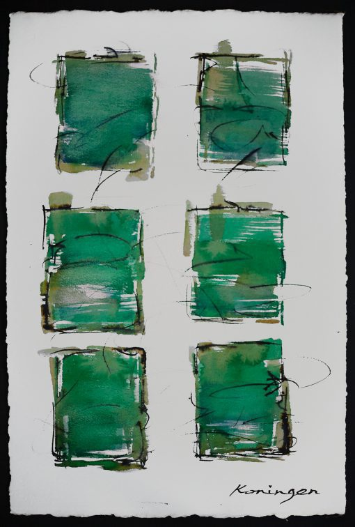 paper-colour-greens-painting