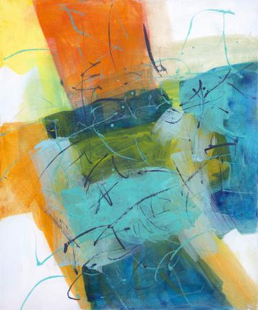 Midsummers Abstract no10
